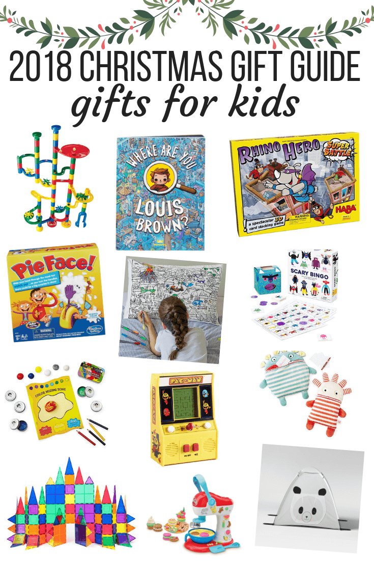 2018 Christmas Gift Guide: Gifts for Kids & Babies | Love & Renovations