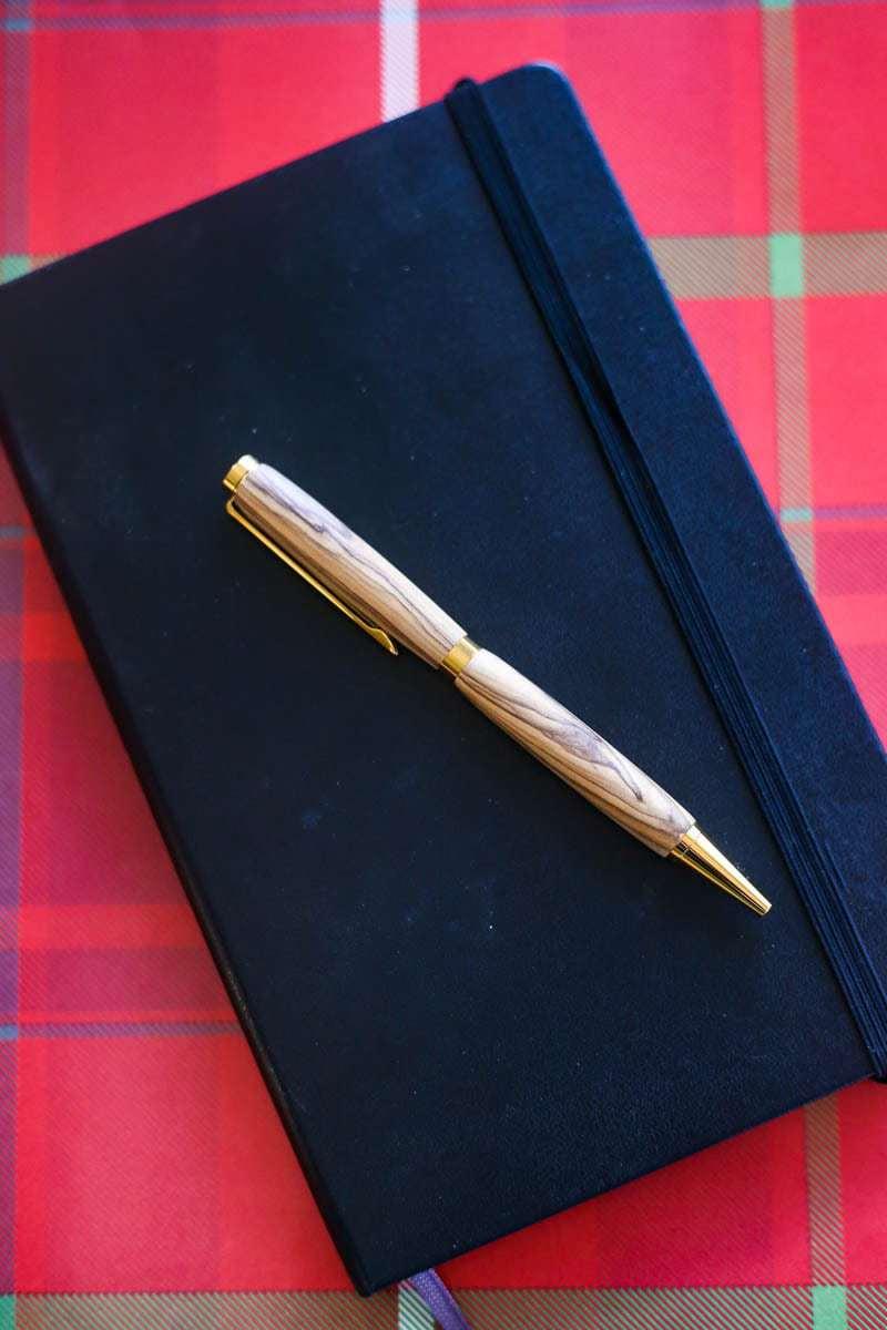 homemade pen