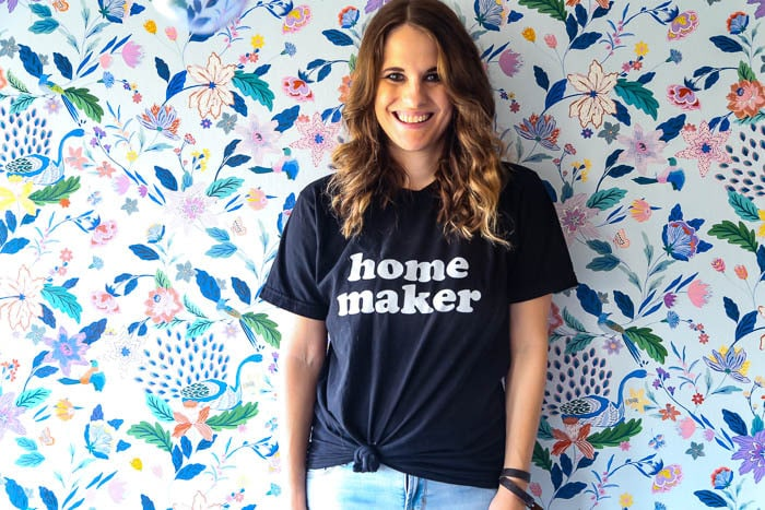 Home maker t-shirt