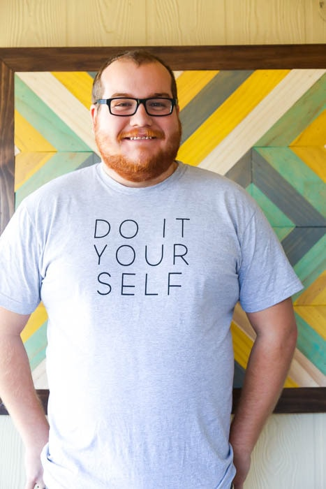 Do It Yourself T-shirt by Ampersand Goods