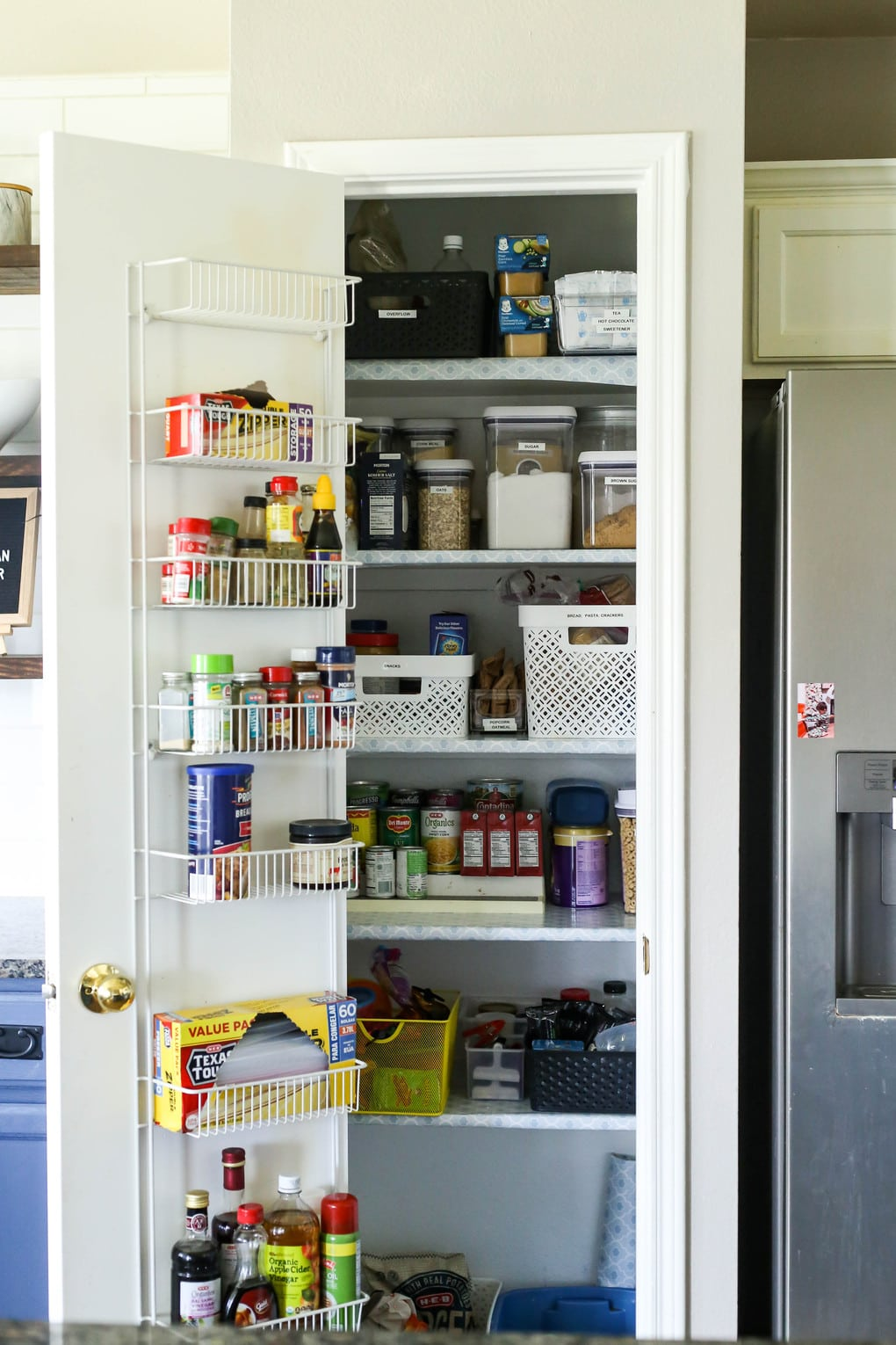 How To Organize A Small Pantry Keep It That Way Love