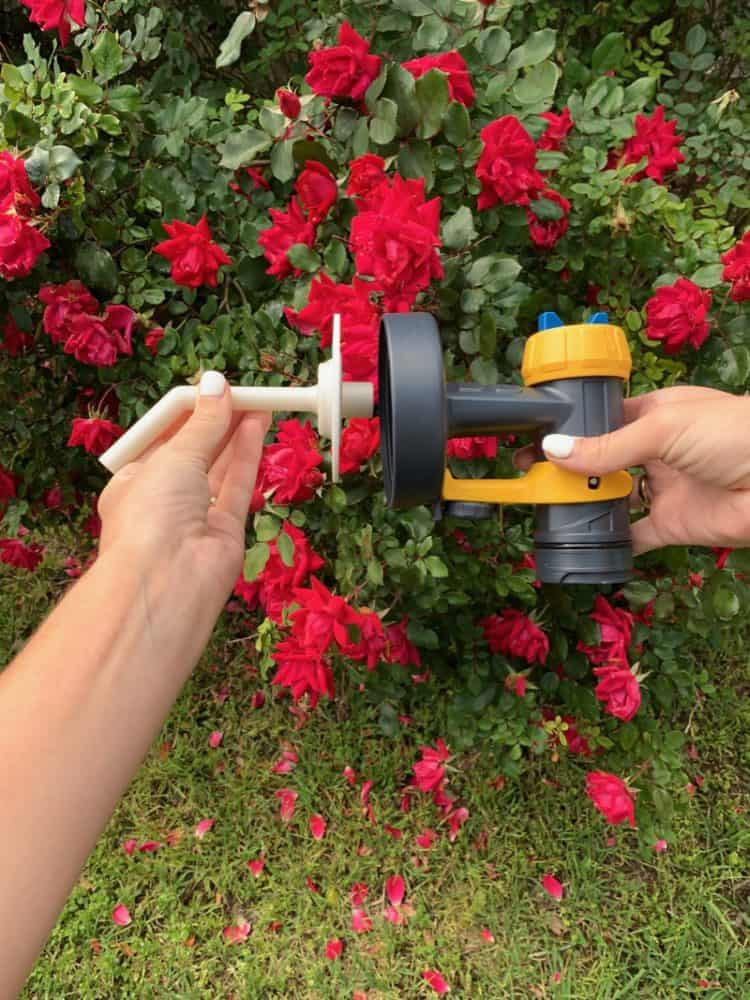 how to assemble a paint sprayer