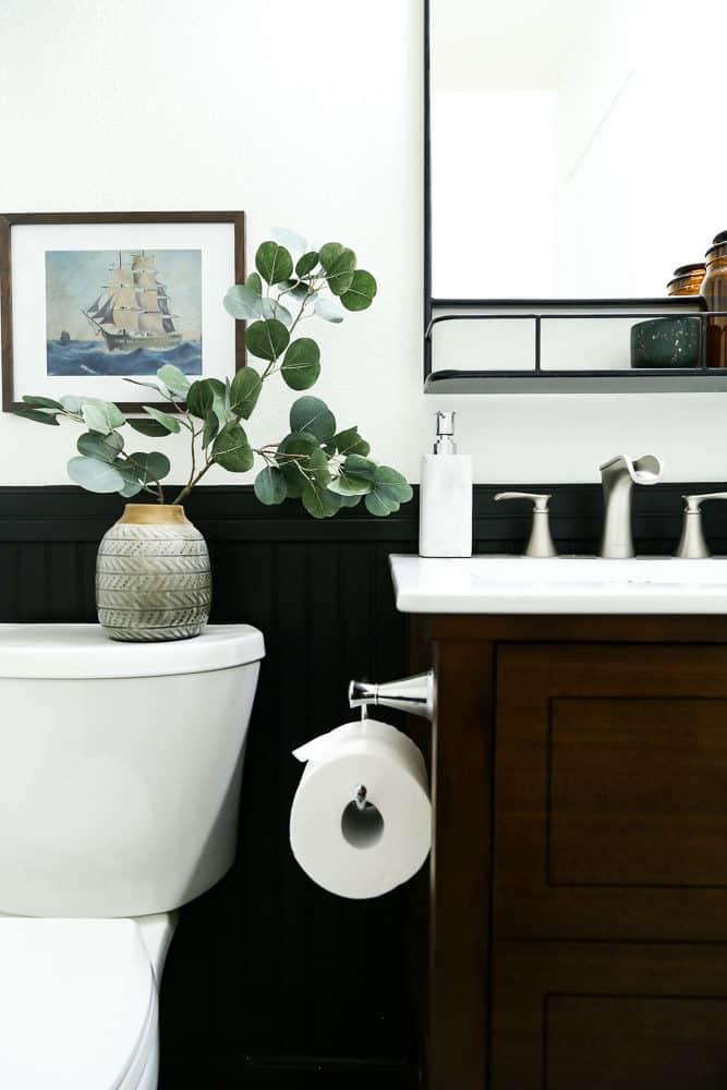 Guest Bathroom Renovation REVEAL – Love & Renovations