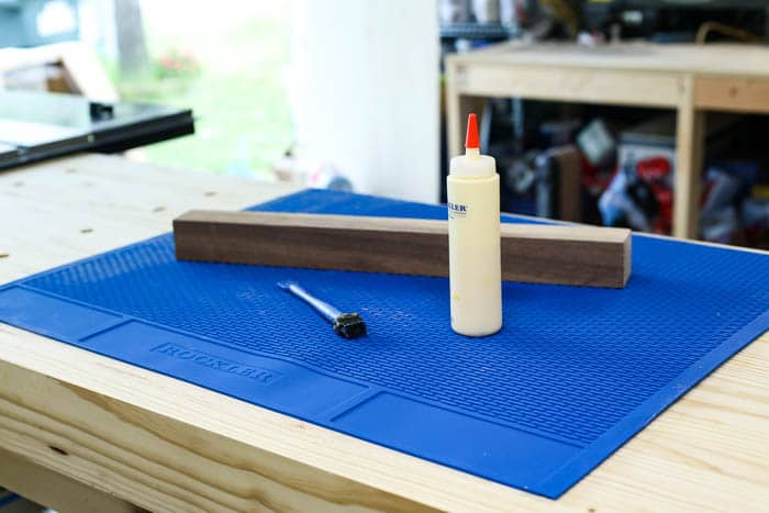 silicone mat for workbench