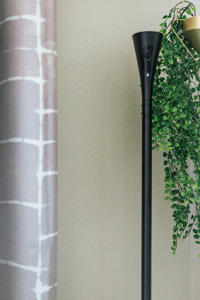 close up of Panasonic HomeHawk FLOOR