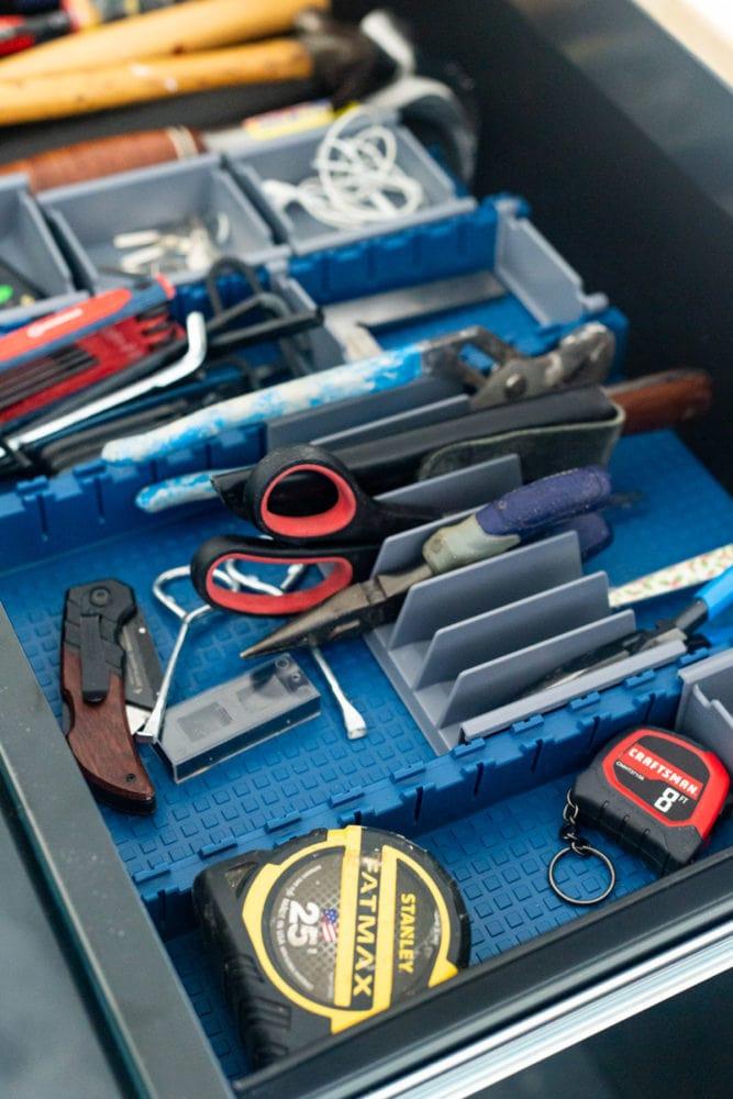 Rockler lock align drawer organization