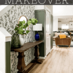 entry makeover after