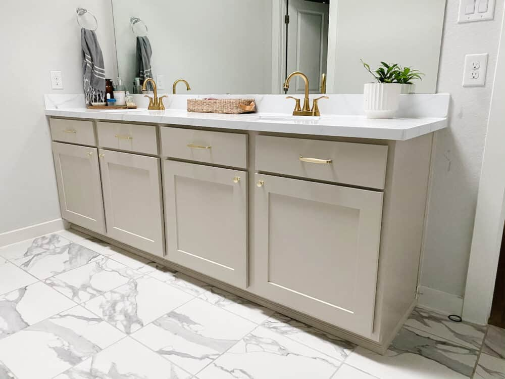 How To Paint Countertops Diy Epoxy Counters Love Renovations